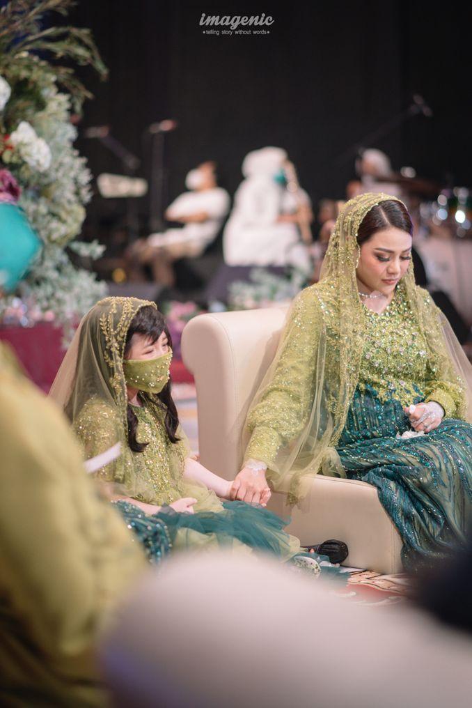Momen Rangkaian Acara Menjelang Pernikahan Atta & Aurel: Prosesi Pengajian dan Malam Henna Image 11