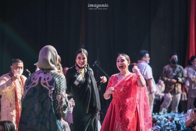 Momen Rangkaian Acara Menjelang Pernikahan Atta & Aurel: Prosesi Pengajian dan Malam Henna Image 18