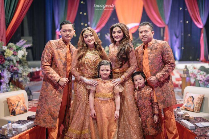 Momen Rangkaian Acara Menjelang Pernikahan Atta & Aurel: Prosesi Pengajian dan Malam Henna Image 20