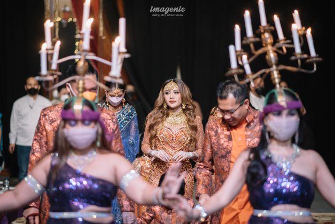 Momen Rangkaian Acara Menjelang Pernikahan Atta & Aurel: Prosesi Pengajian dan Malam Henna Image 13