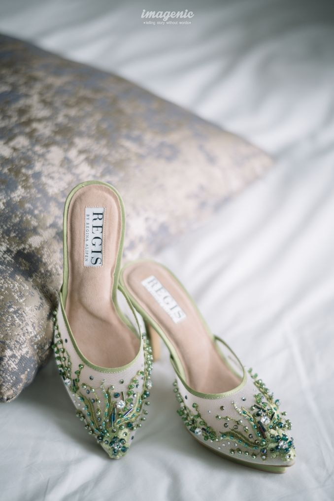 Momen Rangkaian Acara Menjelang Pernikahan Atta & Aurel: Prosesi Pengajian dan Malam Henna Image 2