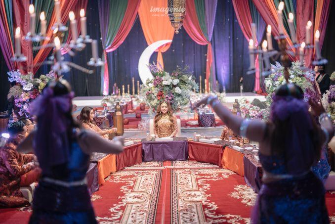 Momen Rangkaian Acara Menjelang Pernikahan Atta & Aurel: Prosesi Pengajian dan Malam Henna Image 15