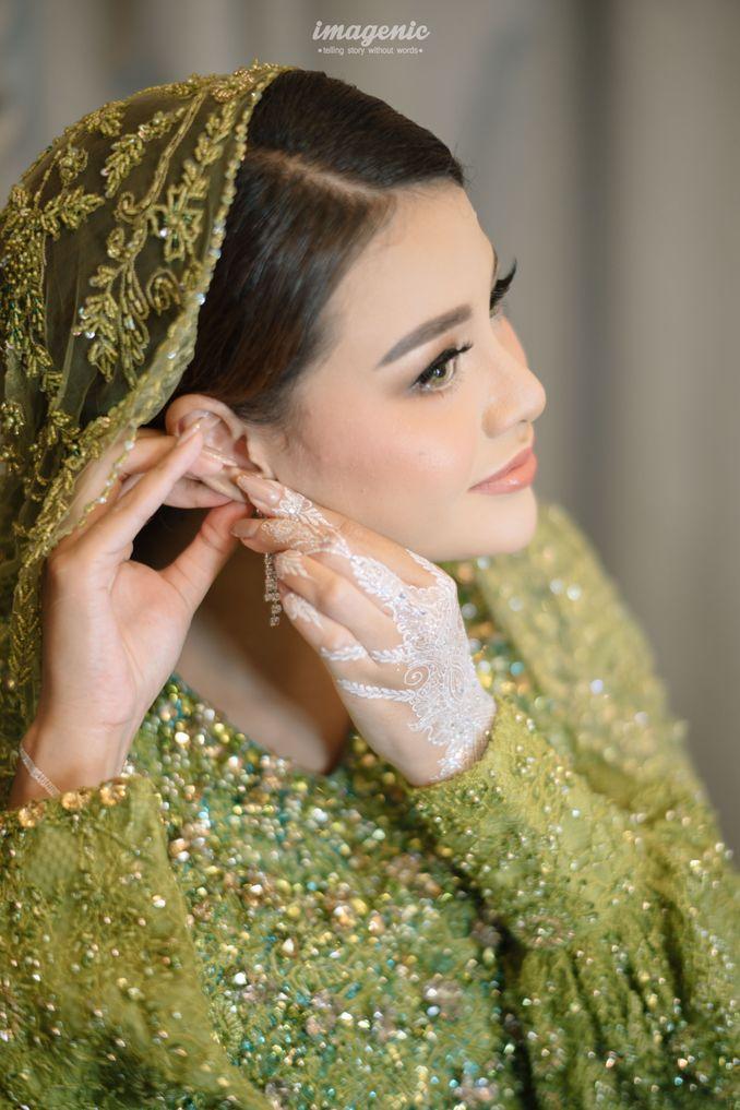 Momen Rangkaian Acara Menjelang Pernikahan Atta & Aurel: Prosesi Pengajian dan Malam Henna Image 4