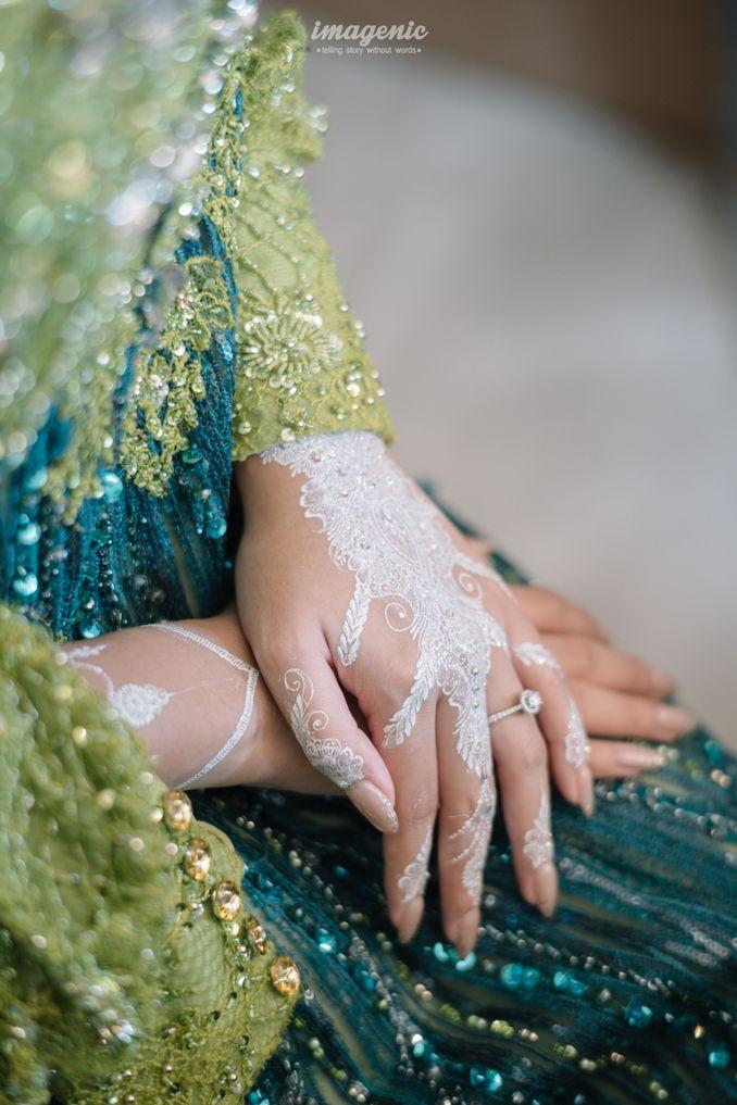 Momen Rangkaian Acara Menjelang Pernikahan Atta & Aurel: Prosesi Pengajian dan Malam Henna Image 5