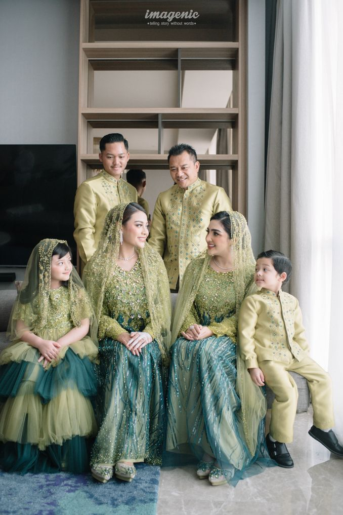 Momen Rangkaian Acara Menjelang Pernikahan Atta & Aurel: Prosesi Pengajian dan Malam Henna Image 12