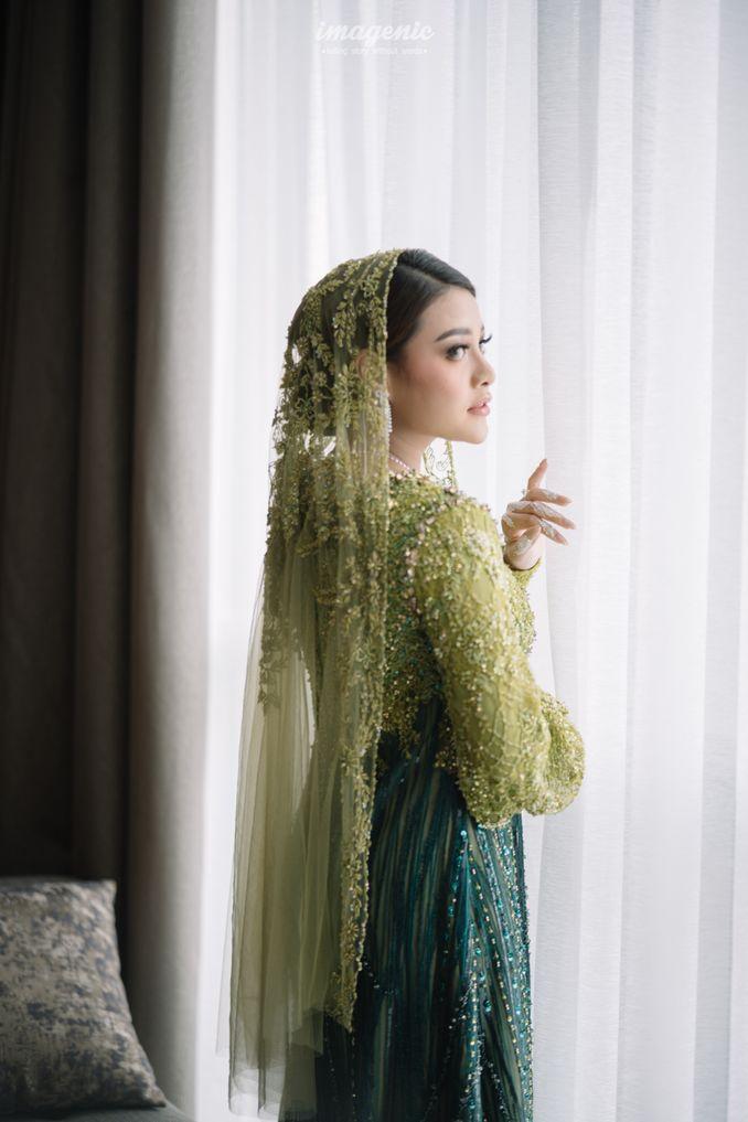 Momen Rangkaian Acara Menjelang Pernikahan Atta & Aurel: Prosesi Pengajian dan Malam Henna Image 6