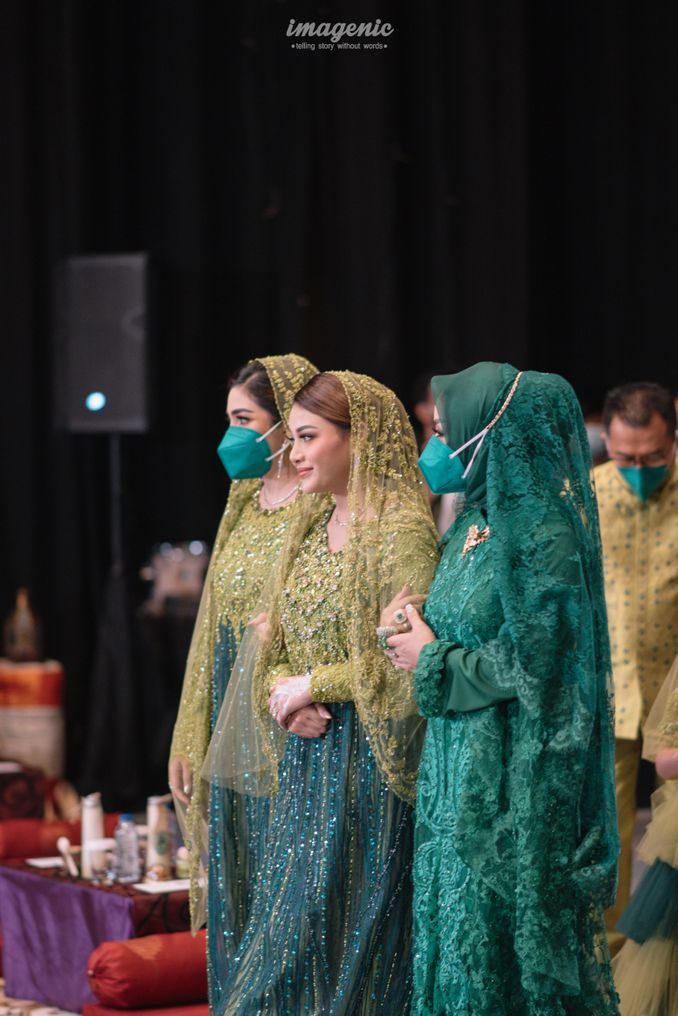 Momen Rangkaian Acara Menjelang Pernikahan Atta & Aurel: Prosesi Pengajian dan Malam Henna Image 7