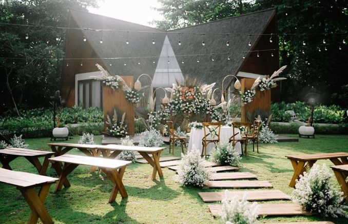 12 Pilihan Venue Semi Outdoor untuk Intimate Wedding Image 10