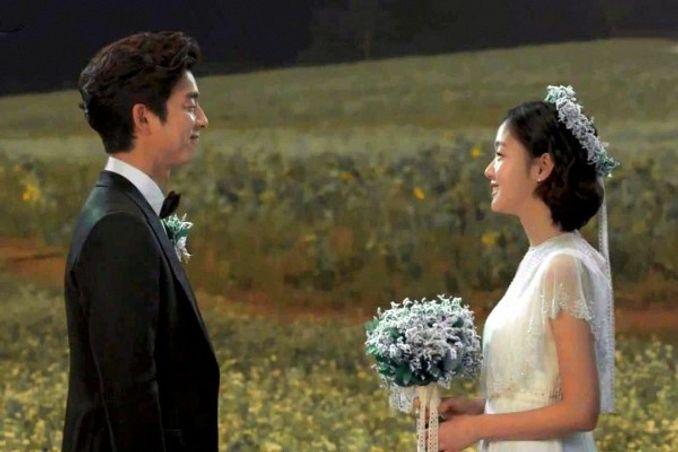 10 Inspirasi Busana Pengantin dari Serial Drama Korea Image 3