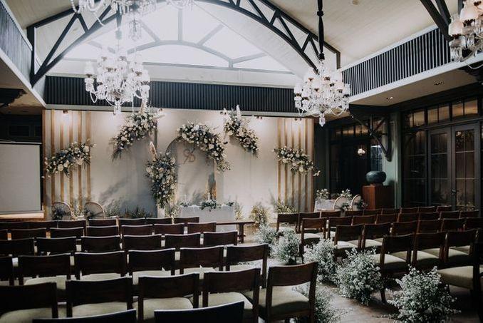 12 Pilihan Venue Semi Outdoor untuk Intimate Wedding Image 6