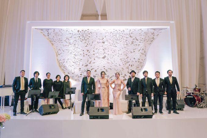 Rekomendasi Wedding Band dan Wedding Singer di Jakarta & Bali untuk Membawakan Lagu Pengiring Pengantin Pilihan Anda  Image 1