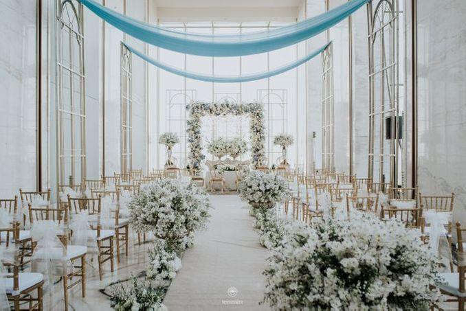 10 Pilihan Paket Gedung Pernikahan Paling Populer di Bandung Image 3
