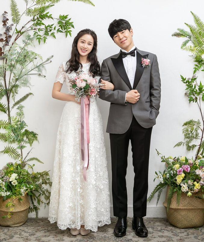 10 Inspirasi Busana Pengantin dari Serial Drama Korea Image 6