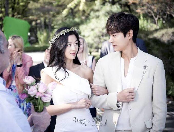 10 Inspirasi Busana Pengantin dari Serial Drama Korea Image 2