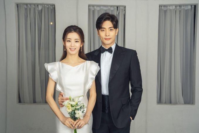 10 Inspirasi Busana Pengantin dari Serial Drama Korea Image 10