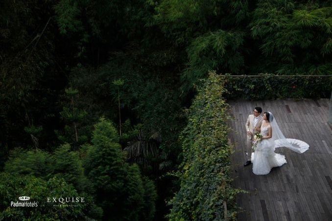 10 Pilihan Paket Gedung Pernikahan Paling Populer di Bandung Image 5