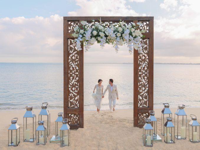 Paket Pernikahan Hotel Mewah Terbaik 2021 - Bridestory Online Wedding Fair Image 11