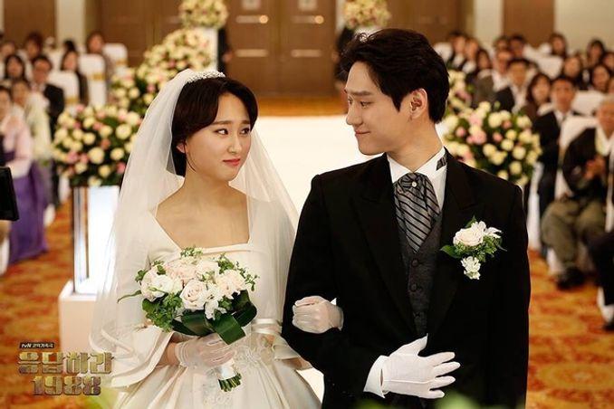 10 Inspirasi Busana Pengantin dari Serial Drama Korea Image 1