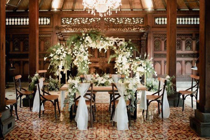 12 Pilihan Venue Semi Outdoor untuk Intimate Wedding Image 11
