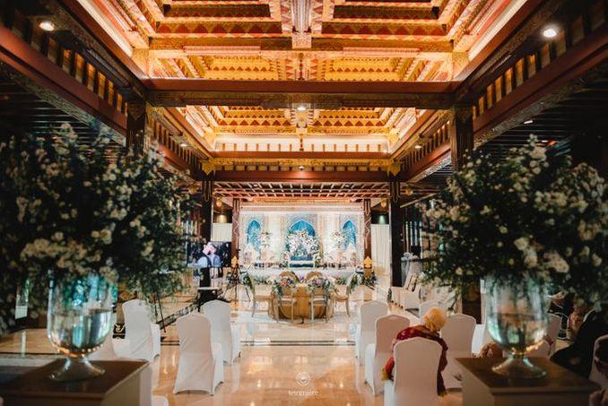 Paket Venue Ballroom Pernikahan di Jakarta di Bawah Rp 200 Juta Image 3