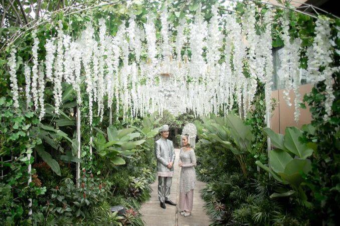 12 Pilihan Venue Semi Outdoor untuk Intimate Wedding Image 2