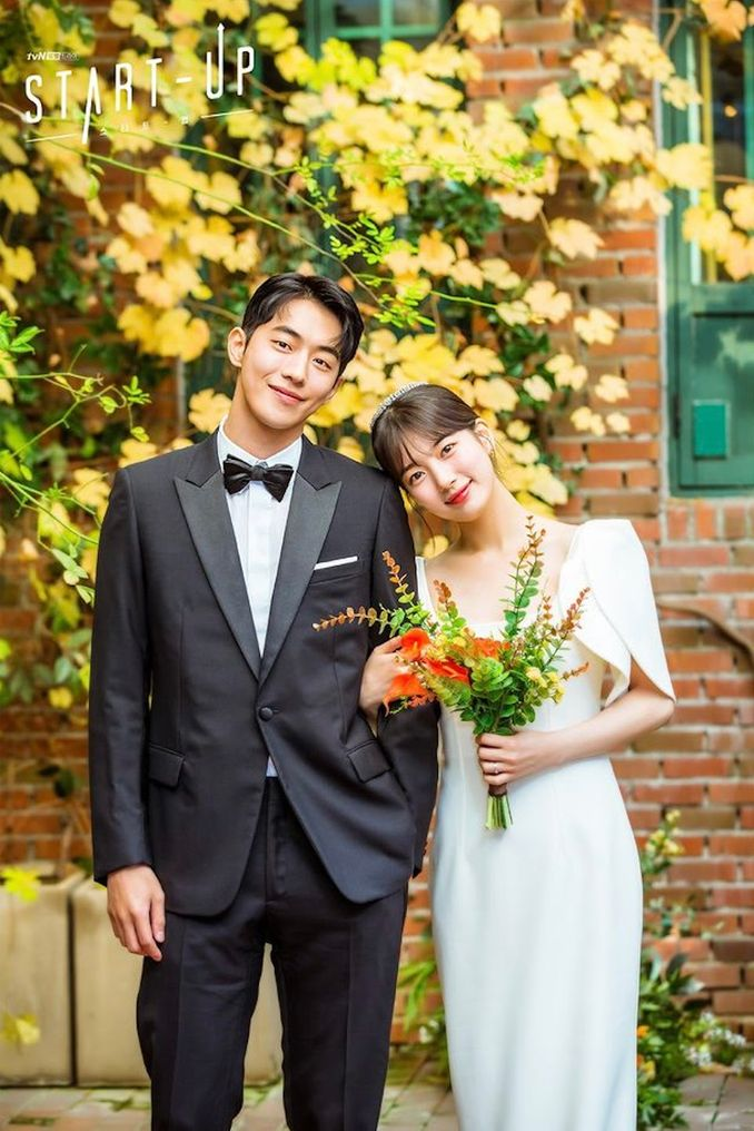 10 Inspirasi Busana Pengantin dari Serial Drama Korea Image 7