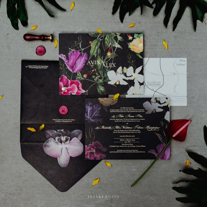12 Vendor Undangan Pernikahan Paling Populer di Jakarta dan Bandung Image 5