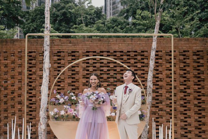 Bridestory Unveiled The Podcast: Warna Dekorasi Pernikahan yang Bagus dan Tips dari Ahlinya Image 11