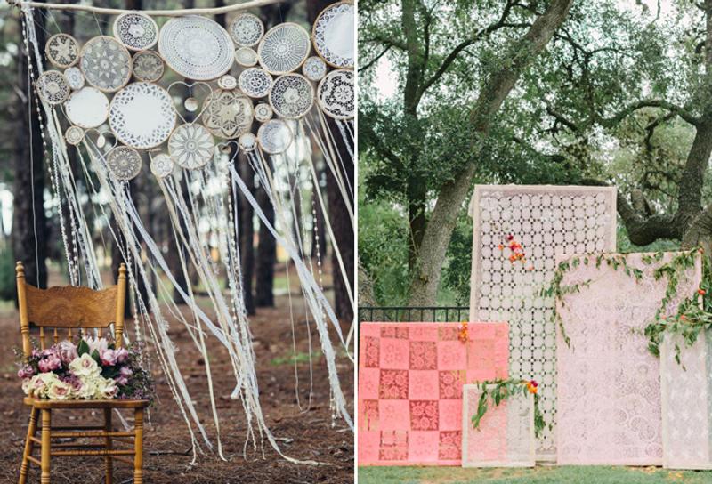 Wedding Ideas Blog: 12 Creative And Affordable DIY Wedding Photo Booth Ideas