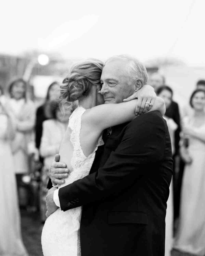 Dear Daughter: A Poem By The Father Of The Bride