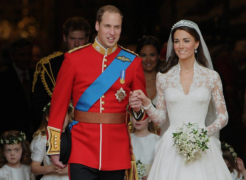 11 Most Unforgettable Royal Wedding Dresses Of All Time