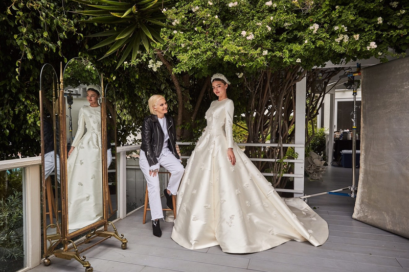 20 Outstanding And Iconic Celebrity Wedding Dresses Bridestory Blog