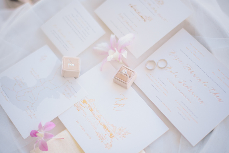 A Nature-Inspired Bali Wedding with Understated Elegance