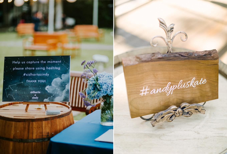 10 Creative and Memorable Wedding Hashtag Ideas - Bridestory Blog