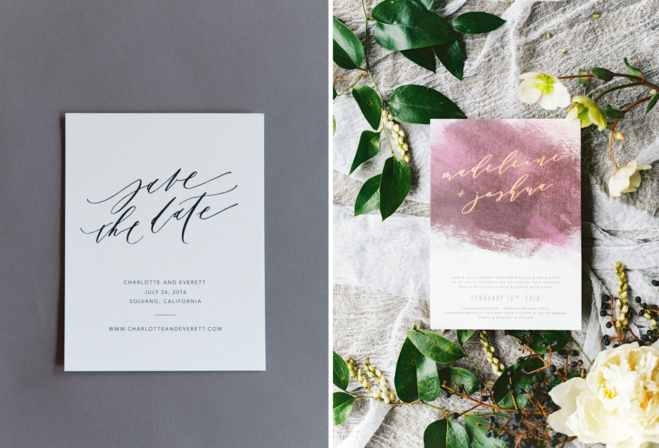 15 unique and creative save the date card ideas bridestory blog