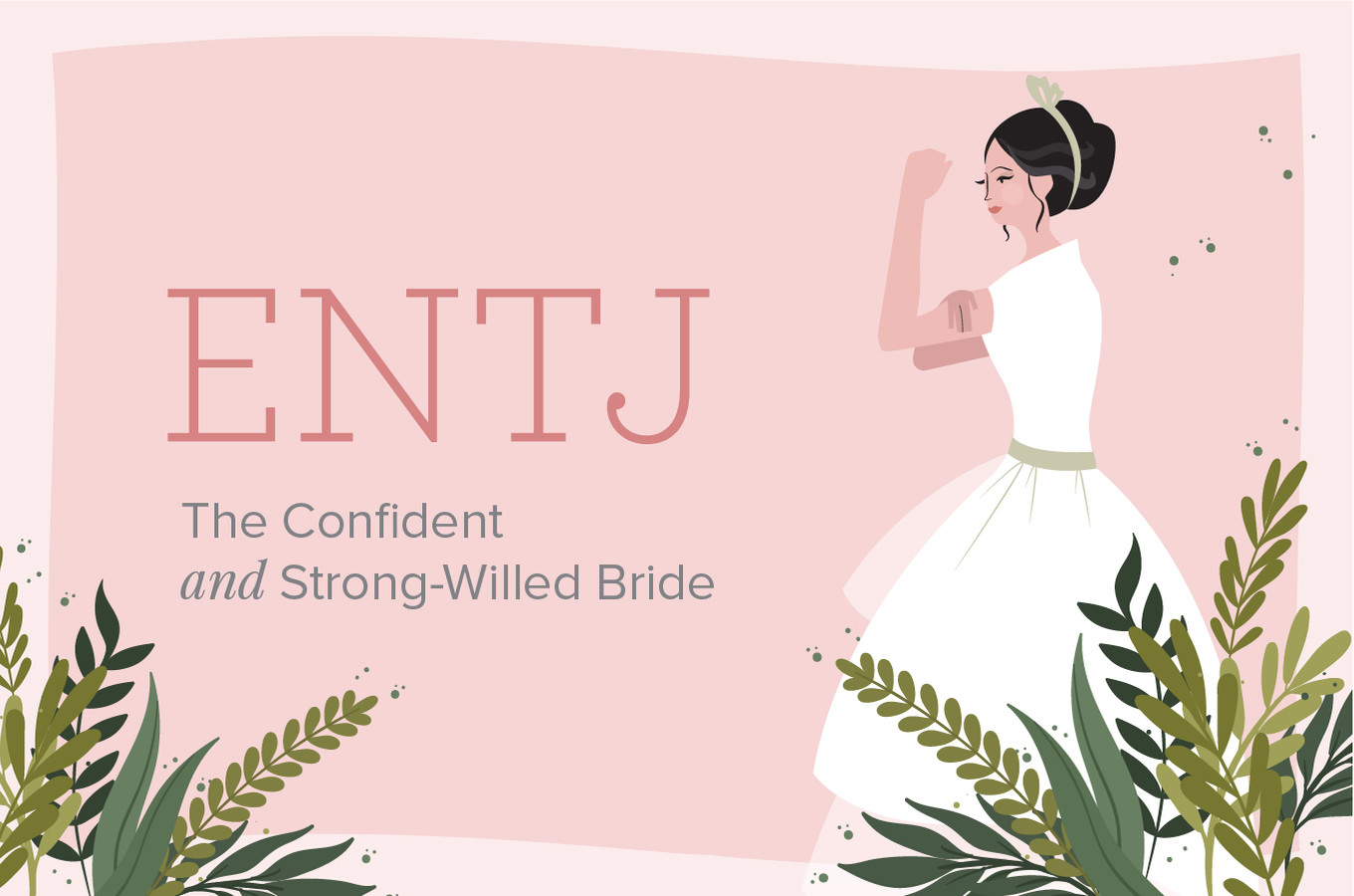 What Kind of Bride Are You Based on Your Myers-Briggs Personality