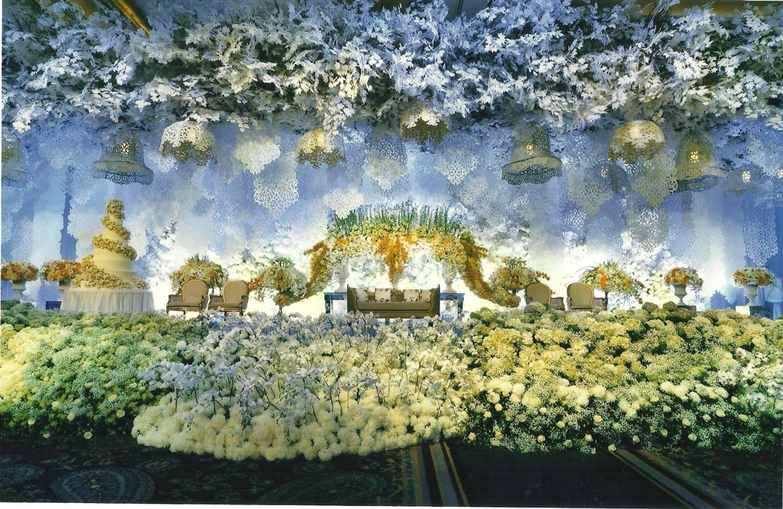 6 top wedding decorators in jakarta bridestory blog suryanto decoration junglespirit Gallery