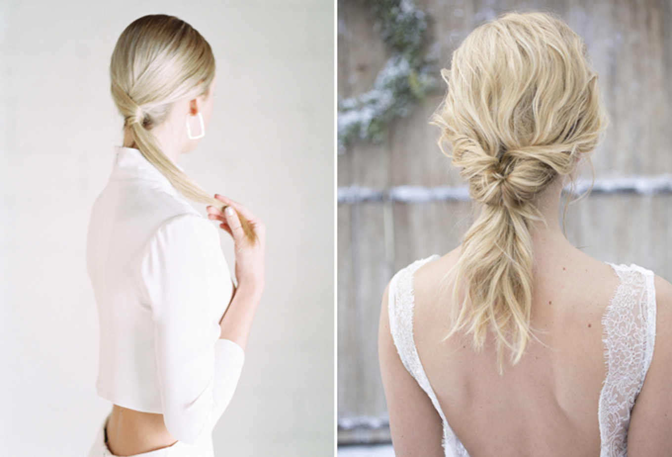 How to Choose the Right Hairstyle for Your Wedding Day - Bridestory Blog