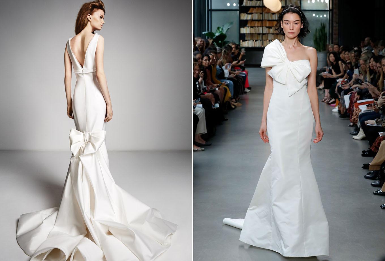 43db68f4ca86f 15 Inspiring Wedding Gown Trends from Bridal Fashion Week Fall 2019 ...