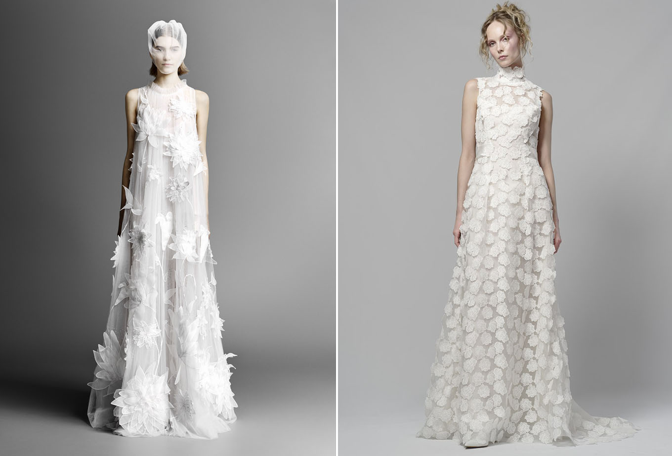 The Latest Wedding Dress Trends from Spring 2019 Bridal ...