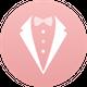 Men's Formal Wear Icon