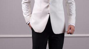 White Tuxedo   Tuxedo Putih
