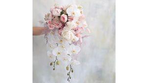 Premium Cascade Bouquet