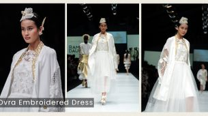 Rama Dauhan Design Studio - Ovra Embroidered Look