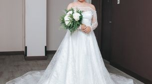 WEDDING DRESS (RENT READY COLLECTION)