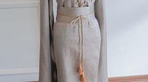Embroidery Cheongsam - Custom Rent