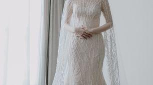 IRIS - Mermaid Wedding Gown