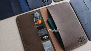 Long Travel Wallet