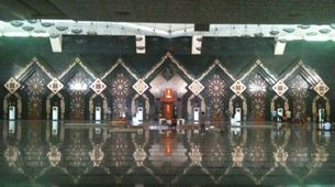 Paket Pernikahan Masjid Attin 600 pax
