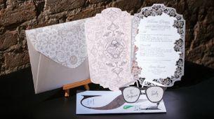 Custom Wedding Invitation - Anthony & Meng Jiang